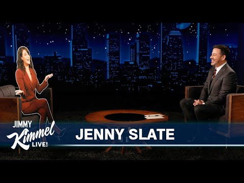 Jenny Slate on Giving Birth During a Pandemic & Worst Valentine's Day Ever