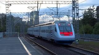 обновленный поезд Аллегро