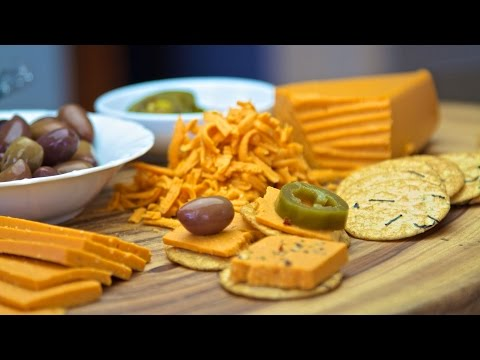 Smoked Paprika Vegan Cheese Recipe - Soy & Nut Free!!!