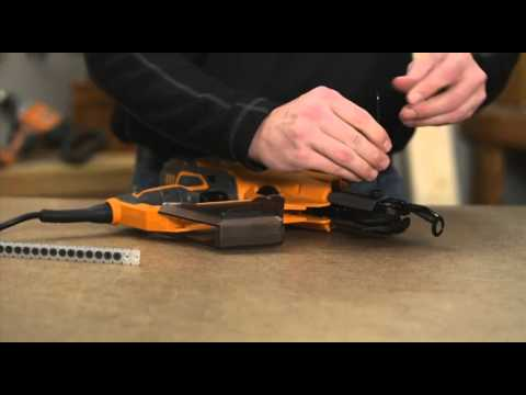 RIDGID How-To Video: For R6791 Collated Screwdriver
