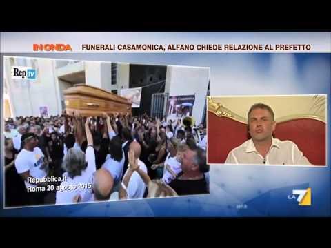 Funerale Casamonica, Abbate: Non c'è il controllo del territorio