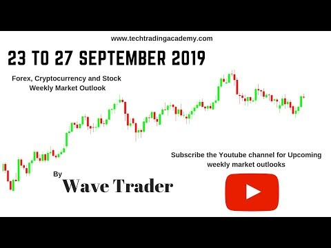 Cryptocurrency, Forex and Stock Webinar and Weekly Market Outlook from 23 to 27 September 2019