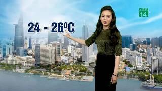 VTC14 | Thời tiết 6h 22/03/2018 | Nam bộ bớt oi nóng