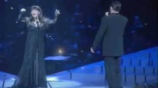 Sarah Brightman & Antonio Banderas -The Phantom Of The Opera