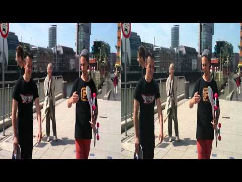 Delirium Tremens skate video Düsseldorf 3D
