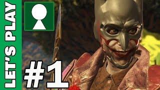 Next Gen Joker -  Injustice 2 Arcade Mode - Battle Simulator - Part 1