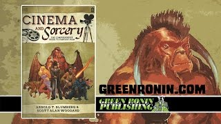 Game Geeks #270 Cinema and Sorcery: The Comprehensive Guide to Fantasy Film