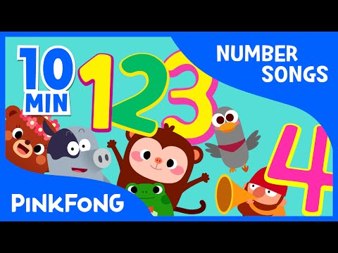 1 to 10 | Number Songs