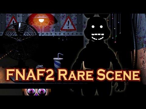 FNAF 2 - ALL RARE SCENES caught on Camera!