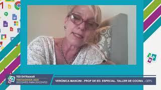 Veronica Mancini, Centro de Formación Integral