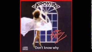"Krokus ""Our Love"" with Lyrics"