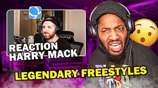 THIS DUDE IS INSANE!   Harry Mack Omegle Bars 45 (REACTION!!!)
