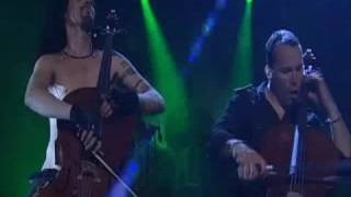 Apocalyptica - Hall of the Mountain King [Area 4 Live]