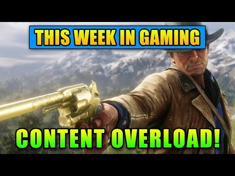 Red Dead 2 on PC, New Map for Apex & Battlefield V - This Week in Gaming | FPS News