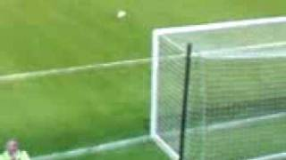preview picture of video 'Crewe Penalty Vs Tranmere 07/08'