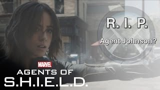 R.I.P. Agent Daisy Johnson?
