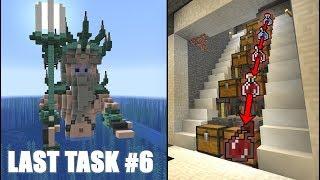 Last Task 3 #6 - Огромный автоматический завод зелий! Первый бизнес на сервере!