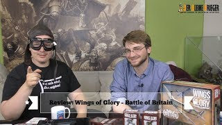 Wings of Glory Review und Unboxing
