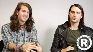 Get Mayday Parades tour stories