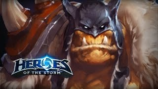 ♥ Heroes of the Storm - Rexxar Rework