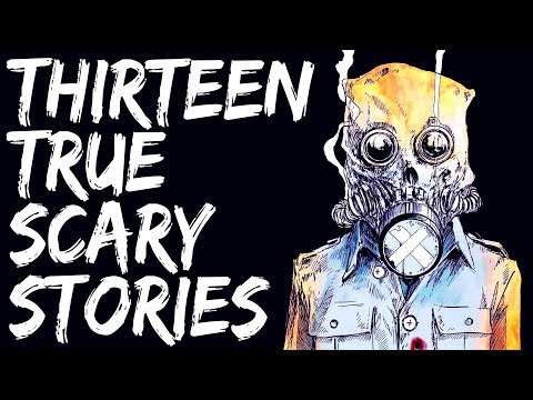 13 Scary Stories | True Scary Horror Stories | Reddit Let's