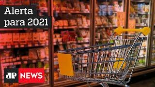Analistas apontam avanço de inflação que pode ser permanente