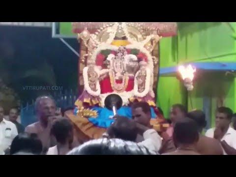 Then Tirupati Vattavilai Nagercoil, Kanyakumari Perumal Unjal Seva on 13-07-2019