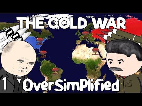 Přespříliš zjednodušená studená válka #1