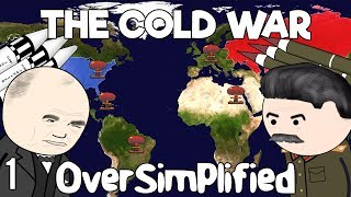 The Cold War - OverSimplified (Part 1)
