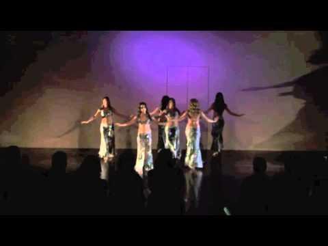 "Kamala Choreography ""Les Sirenes Orientales"""