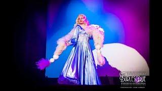 Camilla Cream - 1940s Style Classic Burlesque Routine