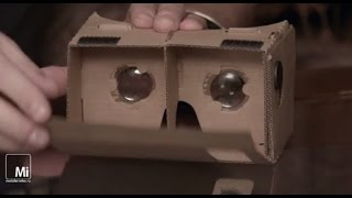Google CardBoard. Антикризисная 3D реальность.