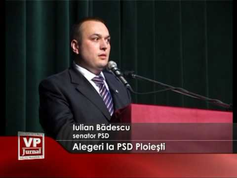 Alegeri la PSD Ploiesti