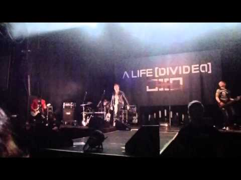 A Life Divided - Doesn't Count 02.05.15 Siegen
