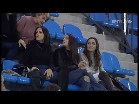 Πόλο : Κύπελλο Ελλάδας Ανδρών – Γ.Σ. Περιστερίου – Ν.Ο Βουλιαγμένης 1-11 | 18/1/2019 | ΕΡΤ