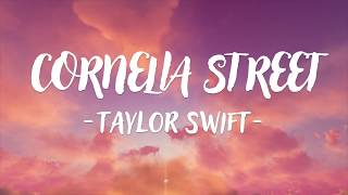 Taylor Swift - Cornelia Street (Lyric Video)