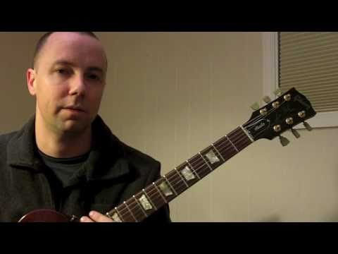 F Minor Chord - Guitar Lesson 7 Part 2