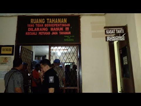 30 Tahanan Polresta Palembang Kabur, Ini Wajah Para Tahanan Yang Kabur