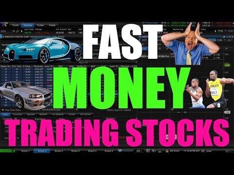 How To Make Money Online FAST Trading Stocks