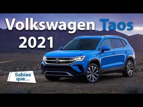 Volkswagen Taos 2021: hecha en México, se posicionará ...