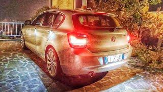 LA MIA NUOVA MACCHINA: BMW SERIE 1 120D (F20) 🚘