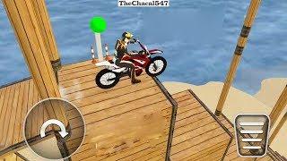 Juego De Motos Para Niños - Acrobacias En Moto