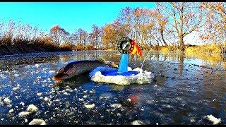 Ловля щуки первому льду