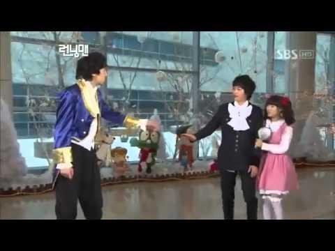 Running man Park Bo Young Ep Comic