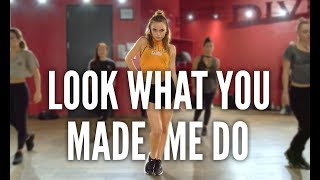 TAYLOR SWIFT   Look What You Made Me Do (Dance Video) | Kyle Hanagami Choreography