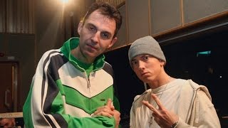 Eminem & Mr.Porter Westwood 2009 Freestyle [Only Eminem] Uncensored