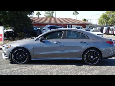 New 2020 Mercedes-Benz CLA San Francisco San Jose, CA #20-0672