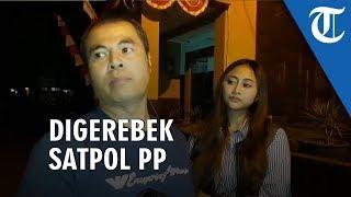 Mantan Bupati Garut Aceng Fikri Bersama Seorang Wanita Diboyong Satpol PP dari Salah Satu Hotel
