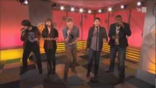 Pentatonix on VH1 Buzz