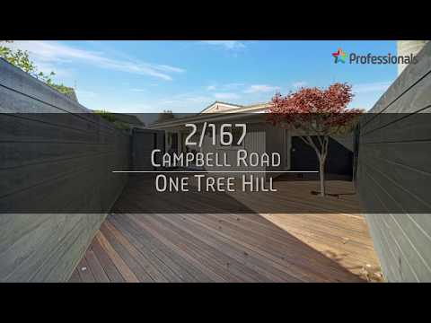 2/167 Campbell Road, One Tree Hill